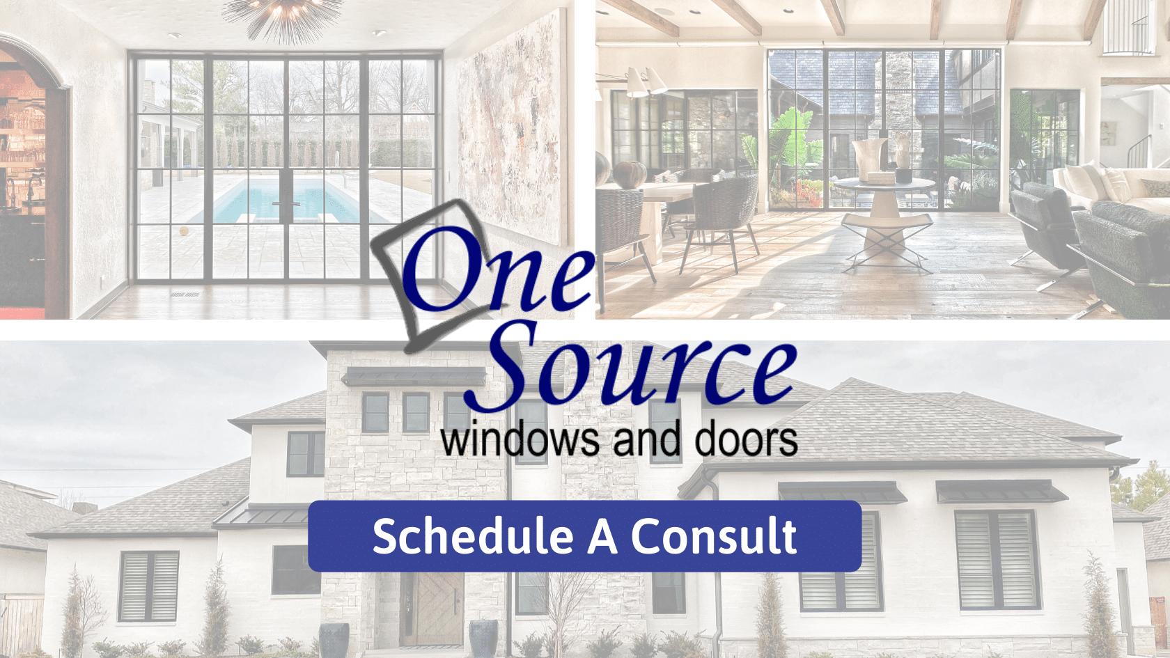 One Source Windows & Doors Blog CTA