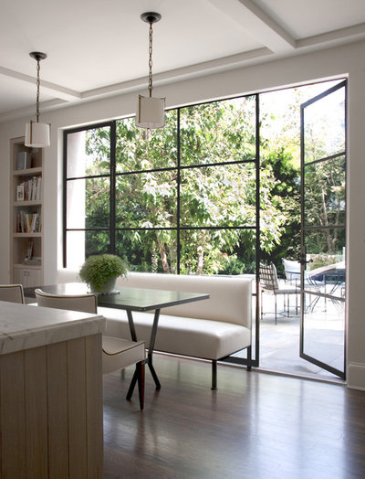 Black Window Frames Modern Windows