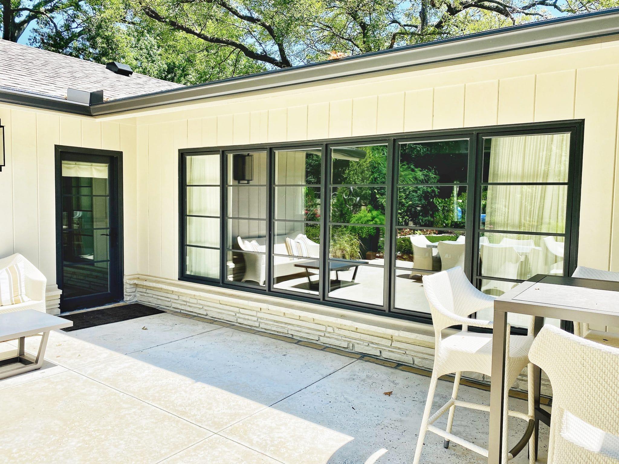 OneSource Windows & Doors Tulsa & Oklahoma City Custom Windows & Doors Custom Modern Contemporary Windows & Doors